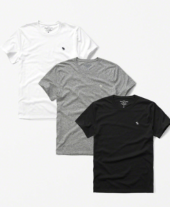 3- Pack Icon Crew Tee 3 colors