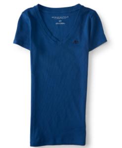 8001faa06e Camisetas Aeropostale Femininas em Até 3X - Ou 5% desc. à Vista.