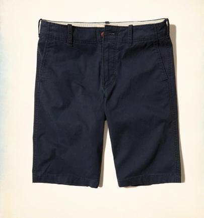 Hollister Cali Longboard Shorts Azul Marinho