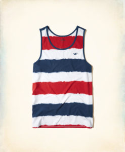 Regatta Hollister Stripe Icon Tank