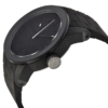 Diesel Men's DZ1437 Double Down Black Silicone Watch