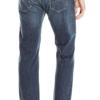 Armani Exchange Men's Straight Fit Mediumwash Jean