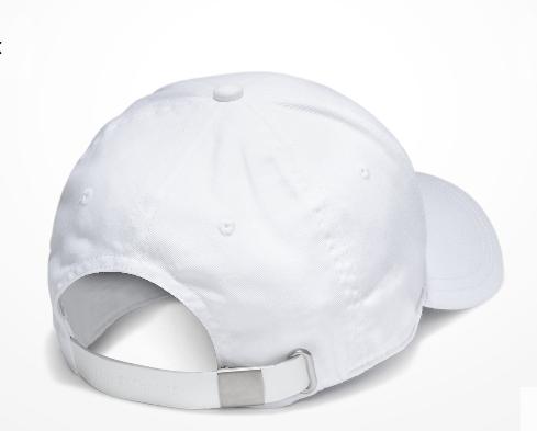 34d2c9371 Boné Armani Exchange Ax Embroidered Hat Branco - EuEnvio Importados ...