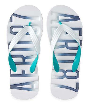 Aero Stamped Flip-Flop