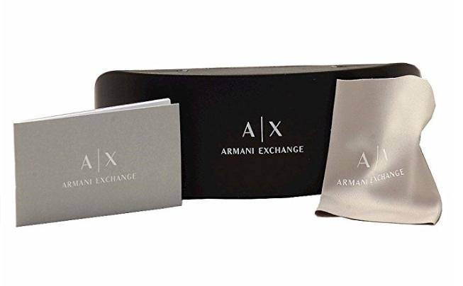 35b6b9b422ca7 Óculos Armani Exchange 0AX4048S Sun Full Rim - EuEnvio Importados   Relógios, Roupas, Óculos... Vitrine USA
