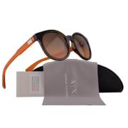 Armani Exchange AX4057SF Sunglasses Tortoise Gradient Light Grey Lens 820895 AX 4057S