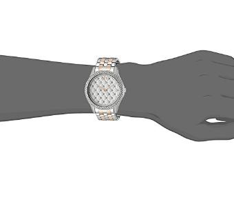Armani Exchange Smart Womens Two-Toned Stainless Steel Watch 190,Armani Exchange Smart Womens Two-Toned Stainless Steel Watch
