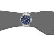 Bulova Men's Silvertone Watch