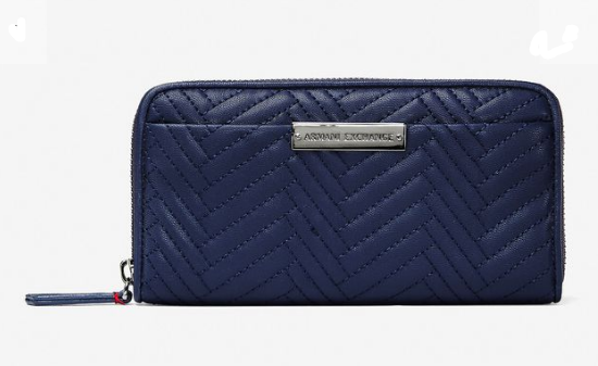 ChevronQuilted Wallet