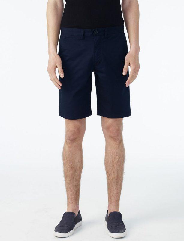 Chino Short Azul