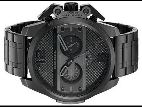 9171ad07c Relógio Diesel DZ4362 Ironside Black Ion-Plated - EuEnvio Importados ...