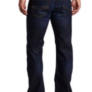 Diesel Men's Larkee Regular Straight-Leg Jean 0073N