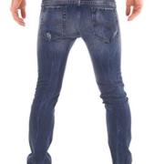 Diesel Men's Thavar Slim Skinny Leg Denim Jeans 0885W 150,