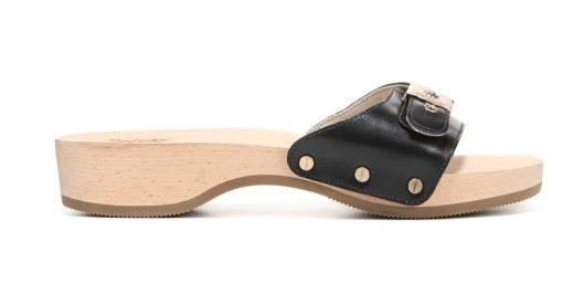 a143eb8d60 Tamanco Dr. Scholl s Orig Collection Original Sandal Reviews Preto ...