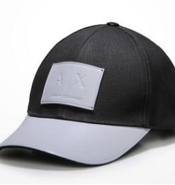 Bone AX Logo Patch Hat