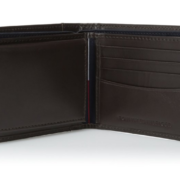 a3cd5bf512cf5 Leather Cambridge Passcase Wallet with Removable Card Holder · carteira  tommy3 ...