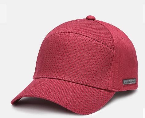 497d1094d Boné Armani Exchange Microprint Ax Hat Vermelho - EuEnvio Importados ...