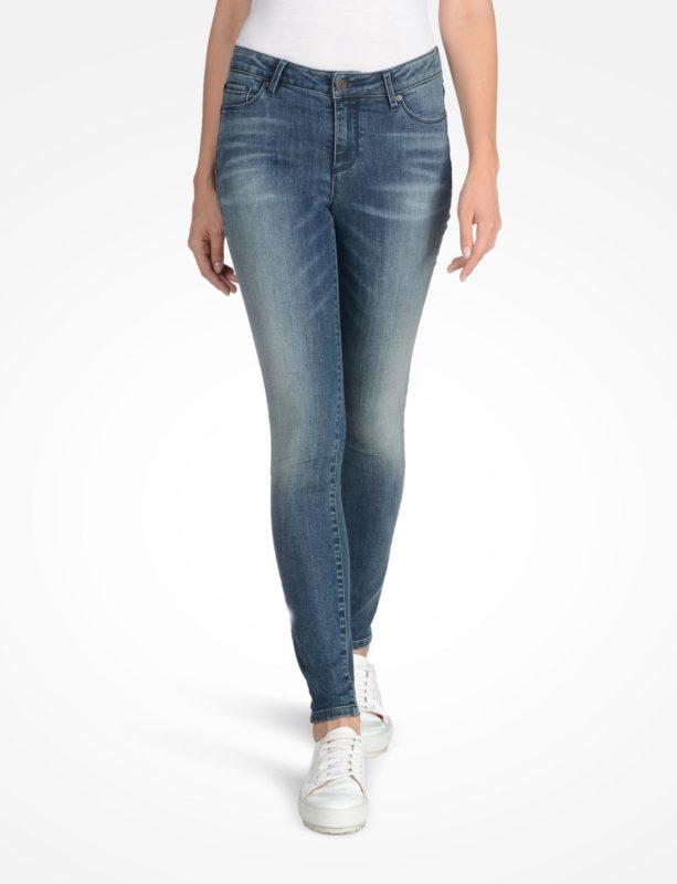 Medium Wash Super Skinny Jean