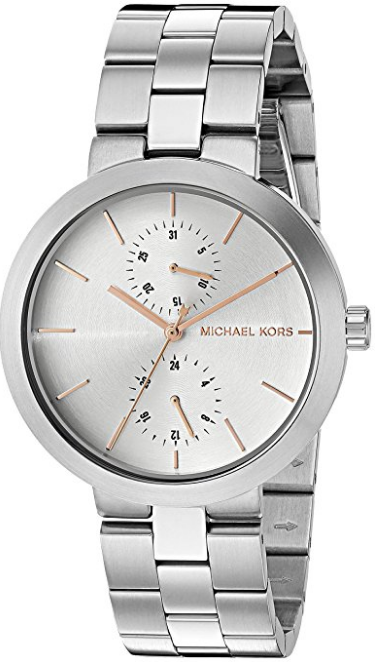 89b3f8d1f Relógio Michael Kors Watches Garner Watch - EuEnvio Importados ...