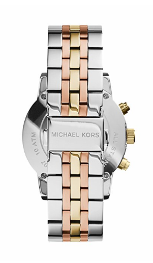 58a628d54 Relógio Michael Kors Ritz Tri-Tone - EuEnvio Importados: Relógios ...
