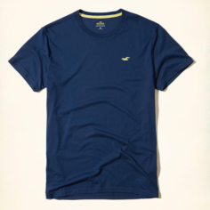 Must-Have Crew T-Shirt azul