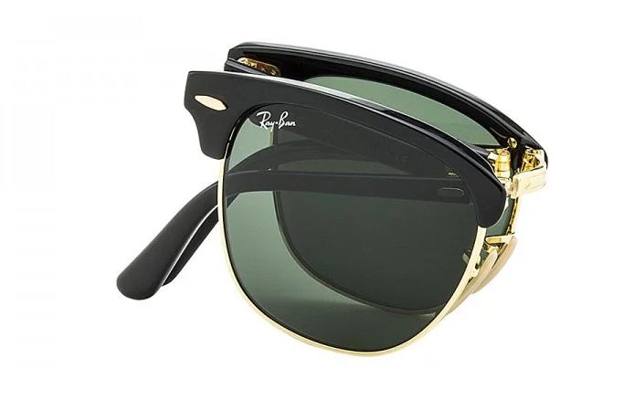 Óculos Clubmaster Dobrável RB217651 - EuEnvio Importados  Relógios ... ec30d0e977