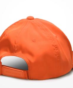 Boné Armani Exchange Rubber Ax Hat Laranja