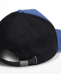 Rubberized Inverted Logo Hat