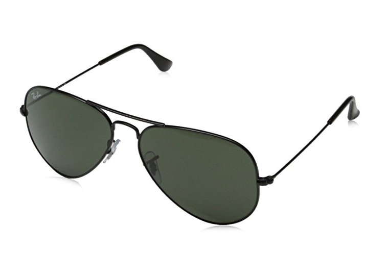 Óculos Ray-Ban 0RB3025 Aviator Metal Non-Polarized Sunglasses ... 03c21d0e43