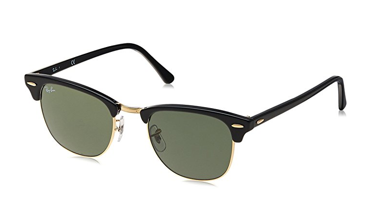 Ray-Ban RB3016 Classic Clubmaster Sunglasses