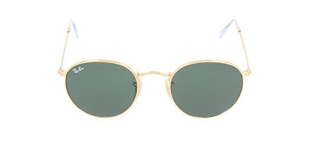 20026bf8ae117 Óculos Ray Ban RB3447 Round Metal Sunglasses - EuEnvio Importados ...