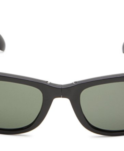 0d32005ac Visualiza Rápida. -17%. Óculos Ray-Ban RB4105 Folding Wayfarer Square  Sunglasses