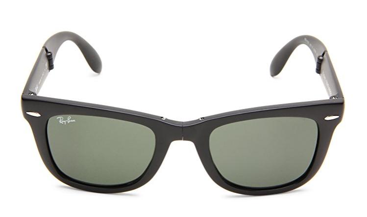 Óculos Ray-Ban RB4105 Folding Wayfarer Square Sunglasses - EuEnvio ... e80f7da790