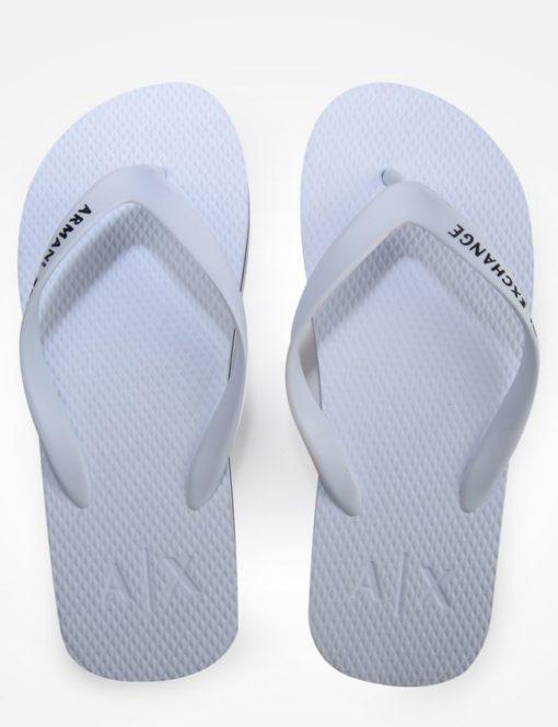 Solid Flip Flop Branco