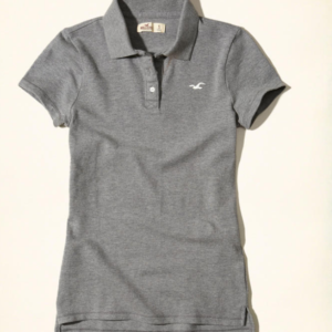 Polo Hollister Stretch Pique Icon Polo