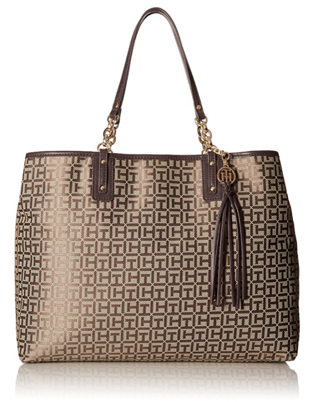 Tommy Hilfiger Leila Jacquard Tote
