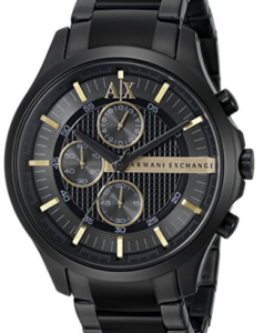Armani Exchange Hampton Chrono Collection Watch