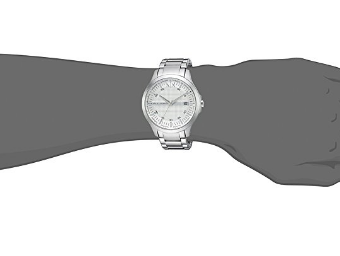 Armani Exchange Monochromatic Analog Watch