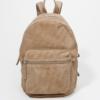 Bolsa A&F Baggu Suede Backpack