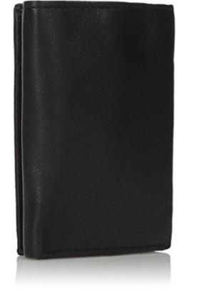 ab2f20ff79bcc Carteira Calvin Klein Men s Leather Trifold - EuEnvio Importados ...