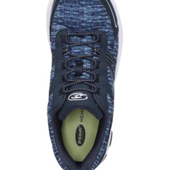 Tênis Dr. Scholl's Brilliant Memory Foam Walking Shoe Reviews Azul