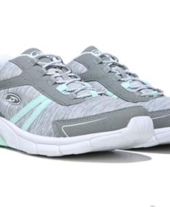 Tênis Dr. Scholl's Brilliant Memory Foam Walking Shoe Reviews Verde