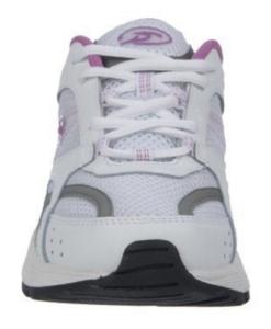 Tênis Dr. Scholl's Curry Medium Wide Memory Foam Walking Shoe Reviews Pink
