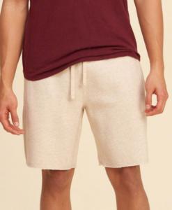 Bermuda Hollister Icon Jogger Shorts