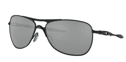Oakley Men's OO4060 Crosshair Aviator Metal Sunglasses