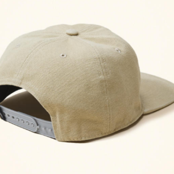 Boné Hollister Snapback Flat Brim Hat 2