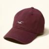 Boné Hollister Twill Icon Dad Hat