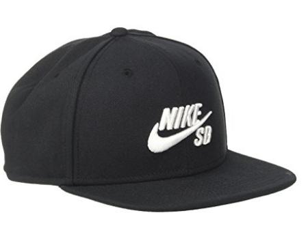 4ecfbf8544ef3 Boné Nike SB Icon Pro Snapback Hat Black - EuEnvio Importados ...