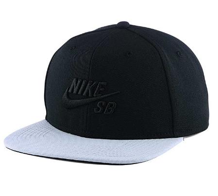 Boné Nike SB Icon Pro Snapback Hat - EuEnvio Importados  Relógios ... e8076e38019