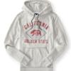 California Bear Pullover Hoodie